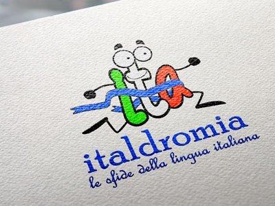 "Logo Design & Mockup Brand ""Italdromia"""
