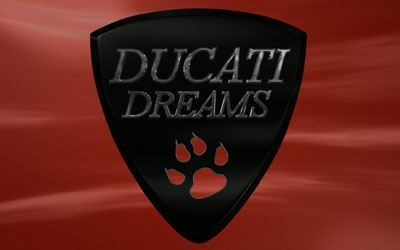 Ducati Dreams Club Italia D.O.C.: Logo Animation