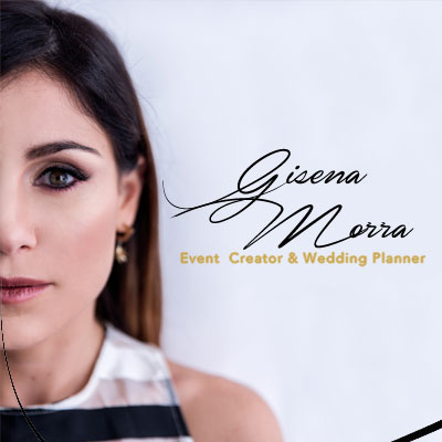 Gisena Morra – Wedding Planner & Event Creator